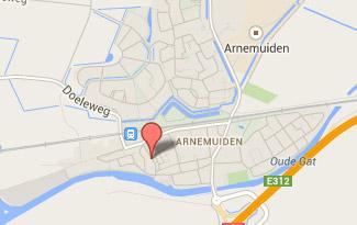 arnemuiden_kaart